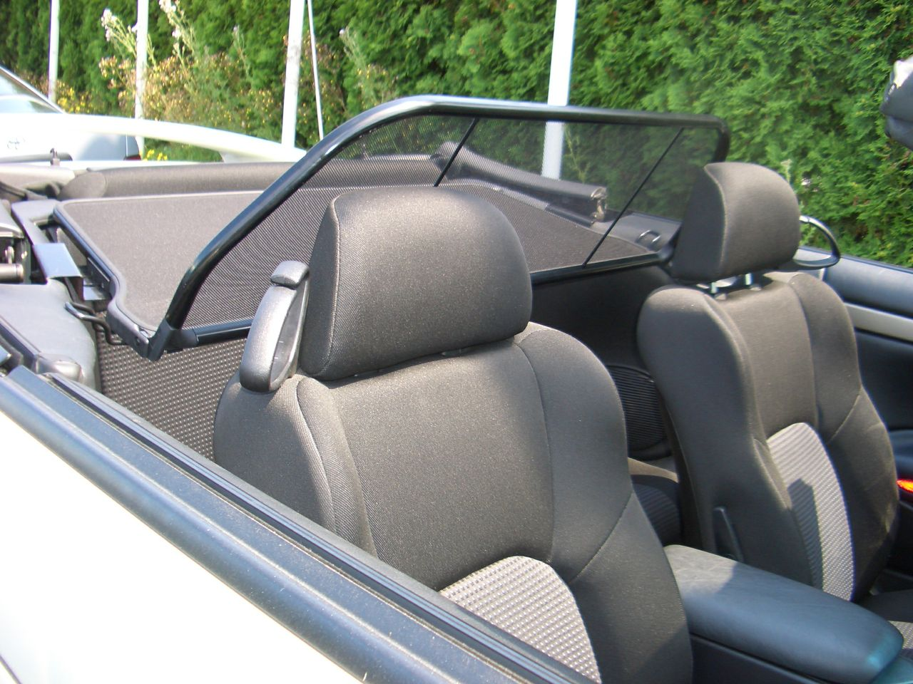 Mitsubishi Spyder 2000-2005 Wind Screen deflector
