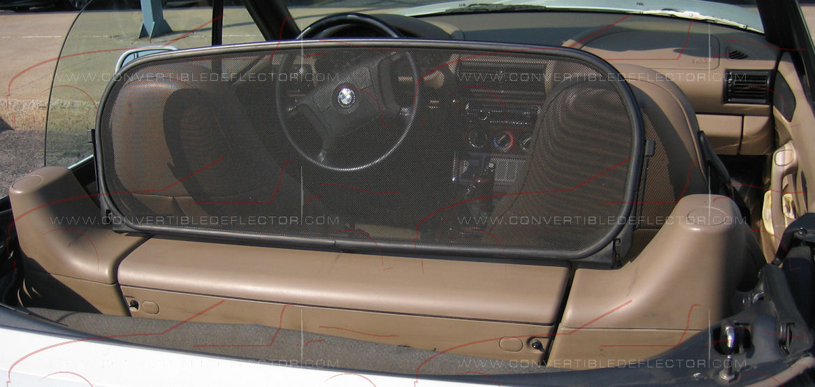 Bmw Z3 Wind Deflector Bmw Z3 M Roadster Wind Deflector