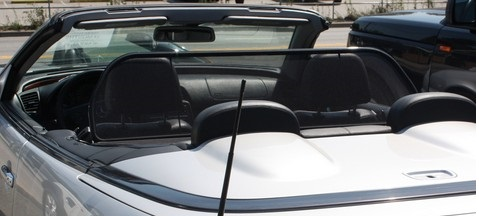 Mercedes CLK 1997-2003 Screen deflector (208)