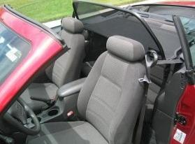 Ford Mustang 1994-2004 Screen deflector
