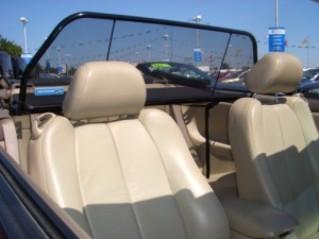 2005 Déflecteur pour Ford Thunderbird 2002 Année de construction 2002