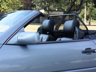 Mercedes 300SL,500SL,600SL 1990-2002 Screen deflector
